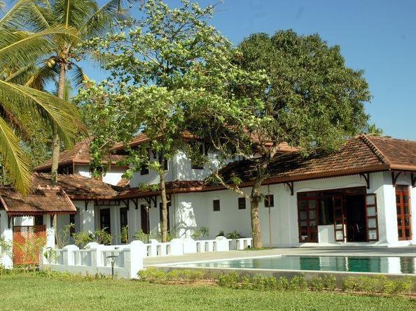 Heritage Methanam Hotel - Hotell och Boende i Indien i Kochi / Cochin