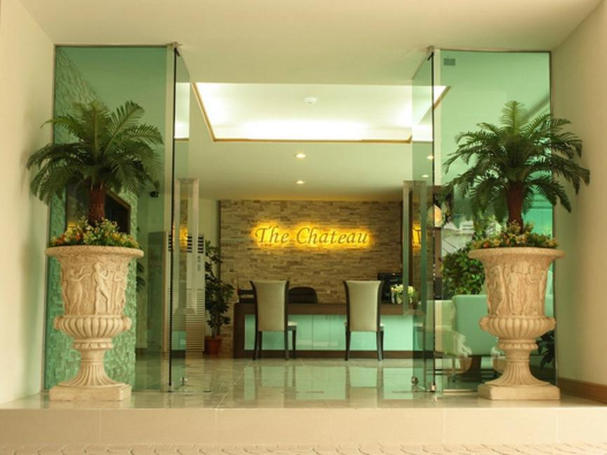 The Chateau Luxury Serviced Apartment - Hotell och Boende i Thailand i Asien