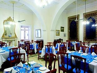 Lallgarh Palace Bikaner - Food, drink and entertainment