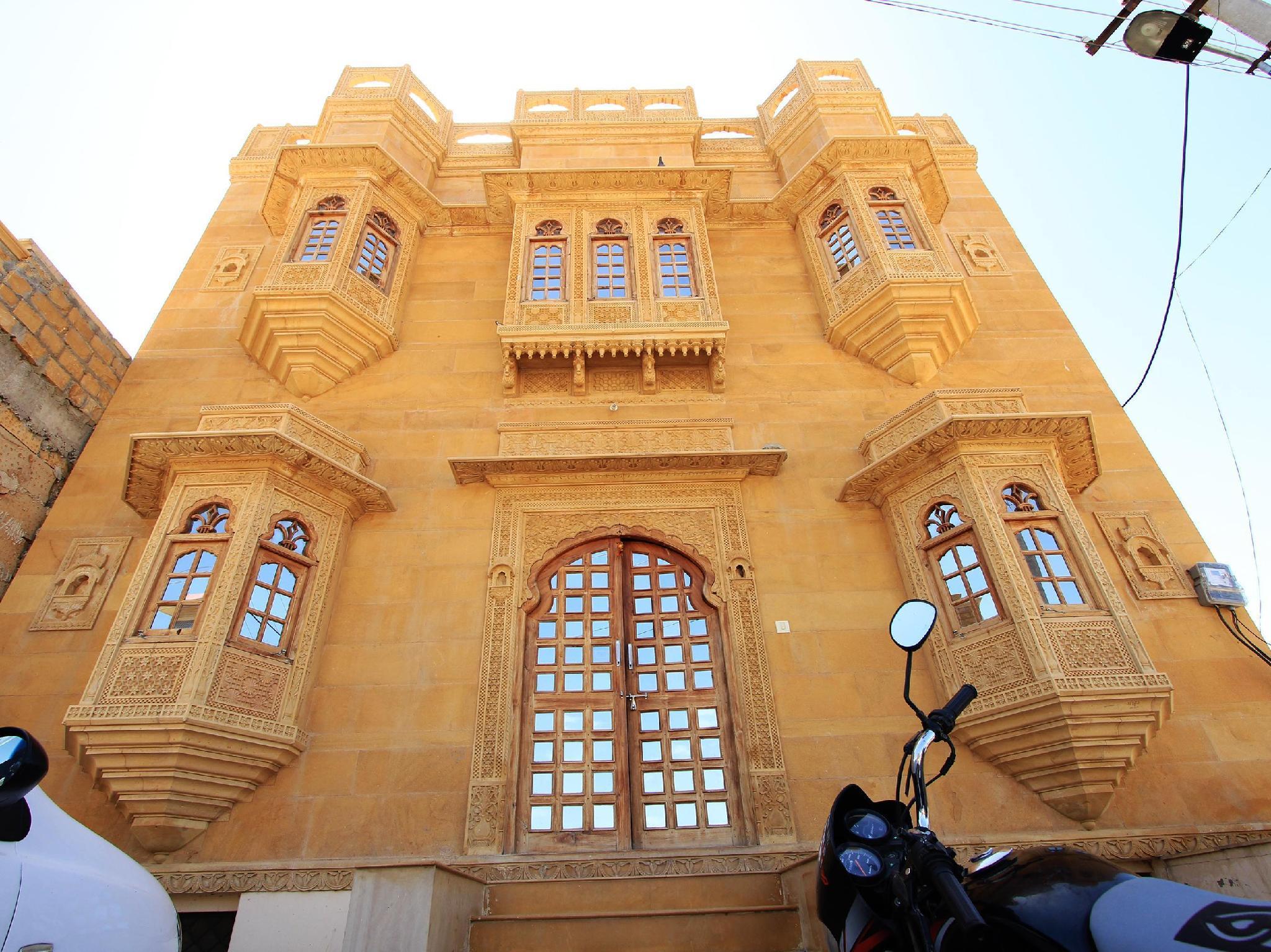 Hotel Sanjay Villas - Hotell och Boende i Indien i Jaisalmer