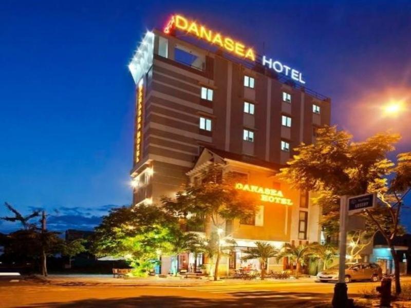 Dana Sea Hotel - Hotell och Boende i Vietnam , Da Nang