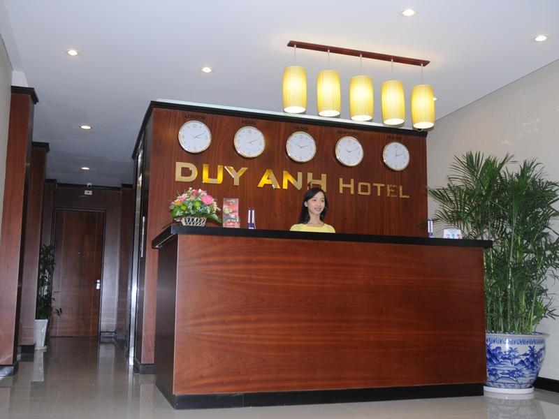 Duy Anh Hotel - Hotell och Boende i Vietnam , Da Nang