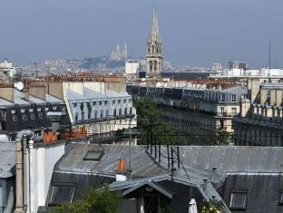 Mercure Voltaire Bastille Hotel Parijs - Omgeving