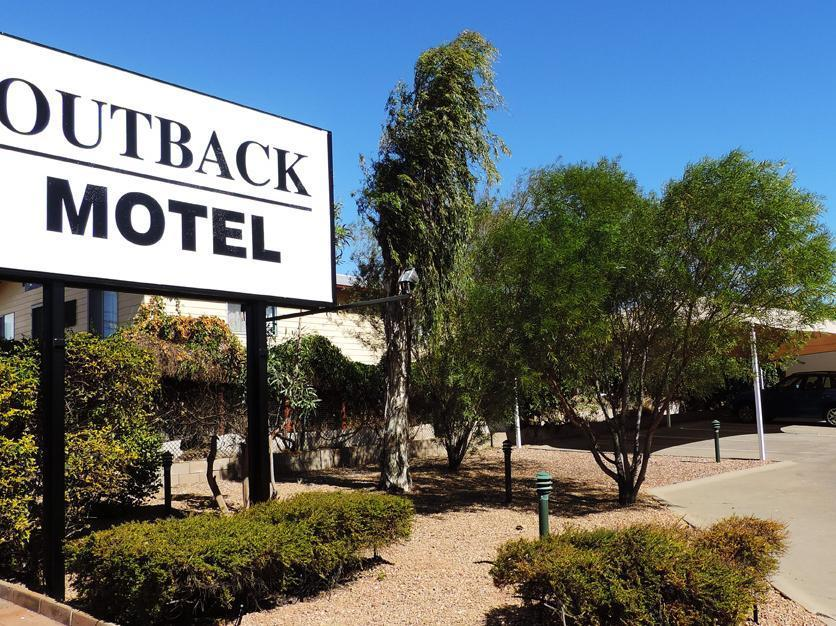 Hotell Outback Motel Mt Isa