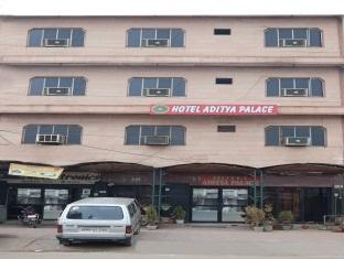 Hotell Hotel Aditya palace