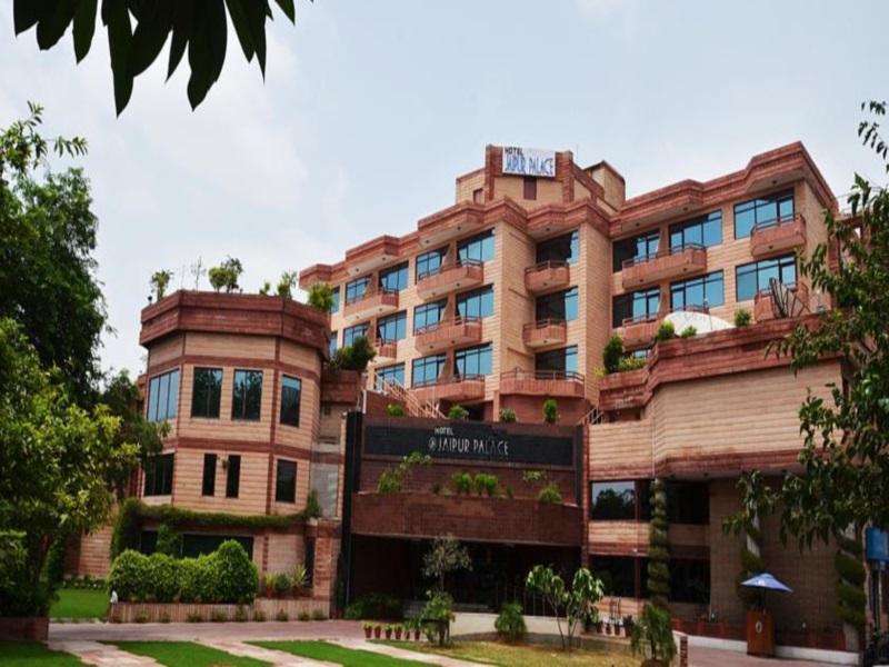 Hotel Jaipur Palace - Hotell och Boende i Indien i Jaipur