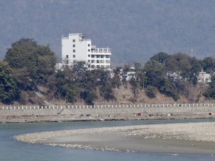 Hotel Ganga View - Hotell och Boende i Indien i Rishikesh