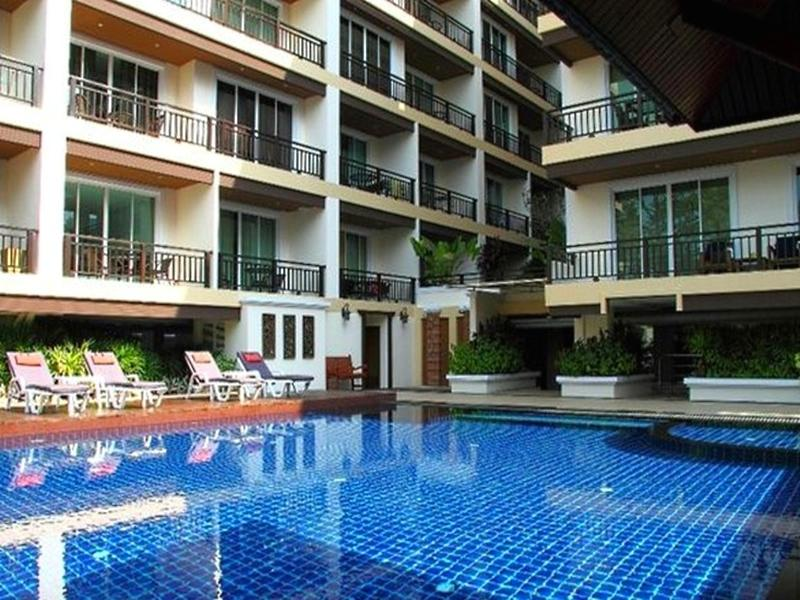 Jomtien Beach Penthouses - Hotels and Accommodation in Thailand, Asia