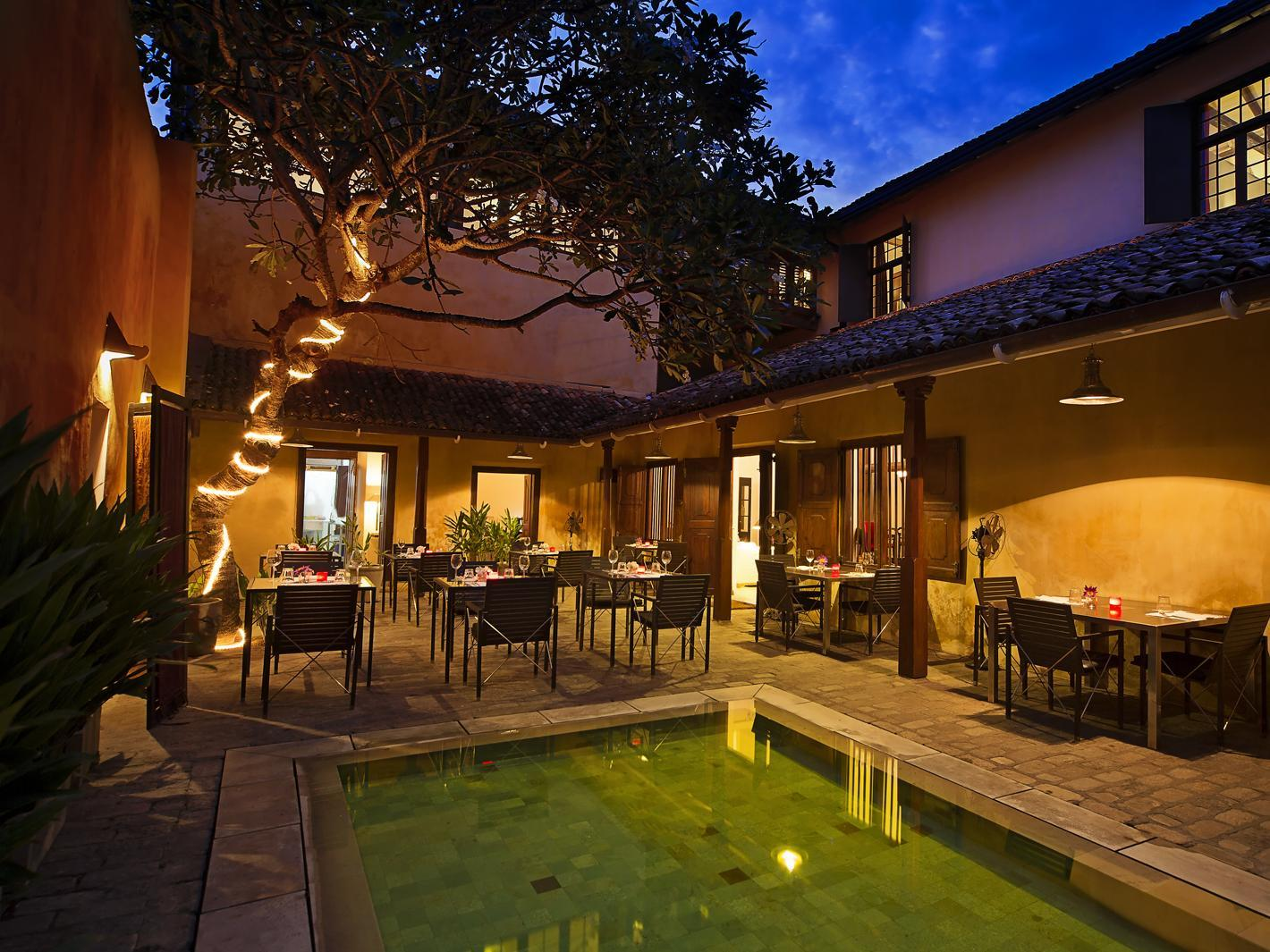 The Fort Printers Hotel - Hotels and Accommodation in Sri Lanka, Asia