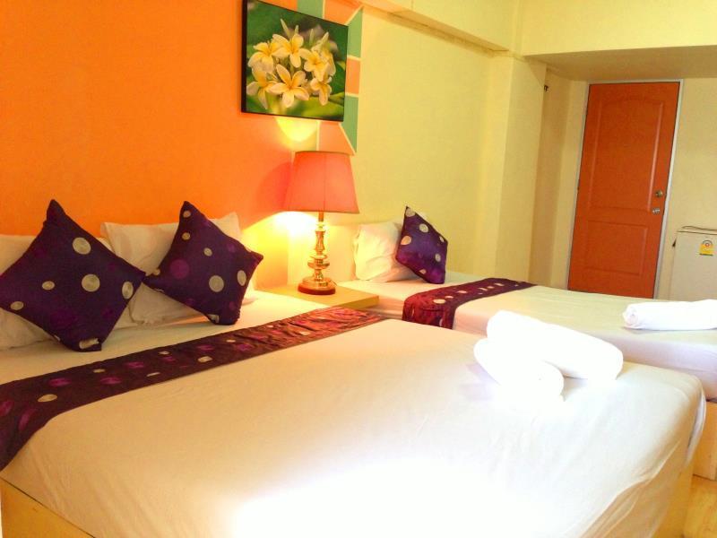 Casa Narinya Hotel at Suvarnabhumi Airport - Hotels and Accommodation in Thailand, Asia