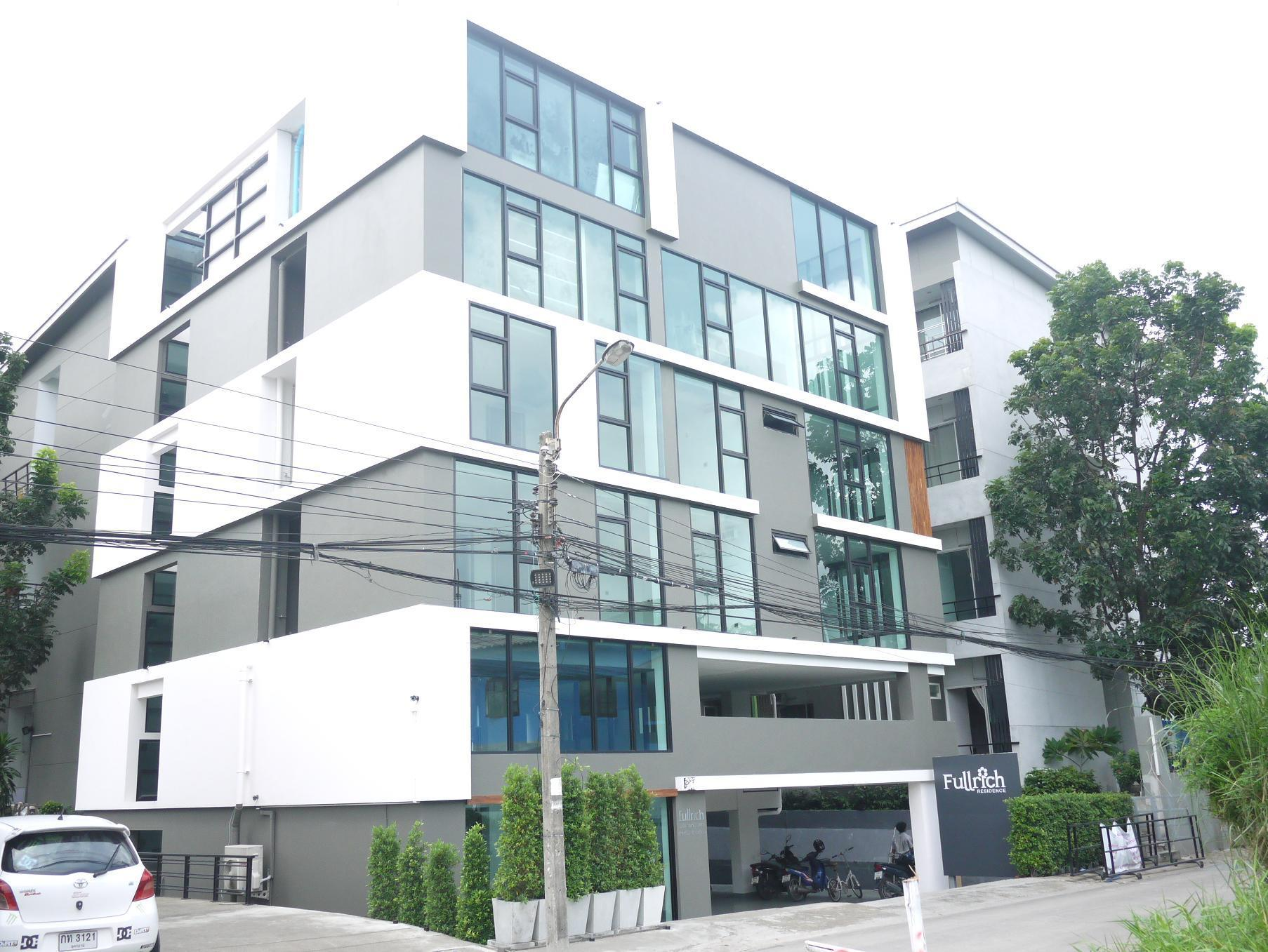 Fullrich Residence - Hotels and Accommodation in Thailand, Asia