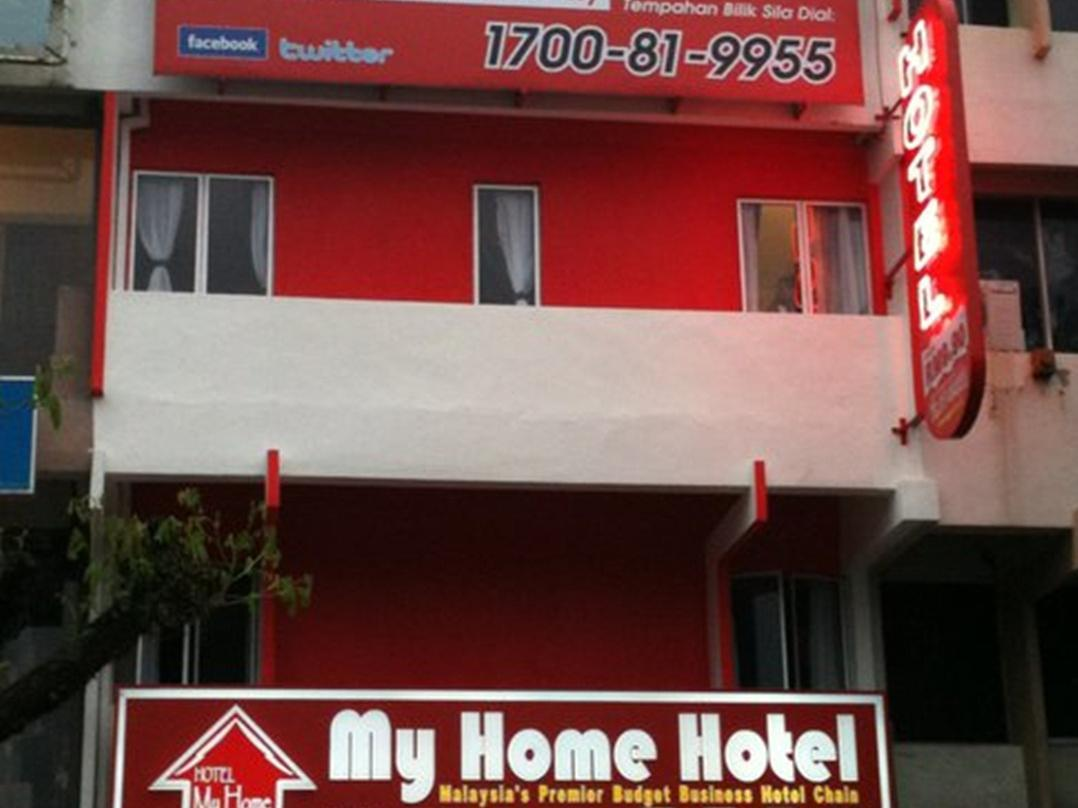 My Home Hotel Taman Connaught - Hotels and Accommodation in Malaysia, Asia