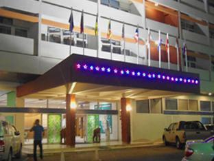 Ubon Hotel Ubon Ratchathani - Entrance