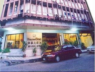 โรงแรมรีสอร์ทโรงแรมศรีกมล โรงแรมในอุบลราชธานี