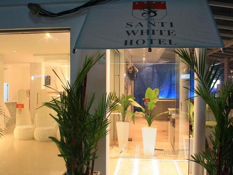 Hotell Santi White Hotel i , Phuket. Klicka för att läsa mer och skicka bokningsförfrågan
