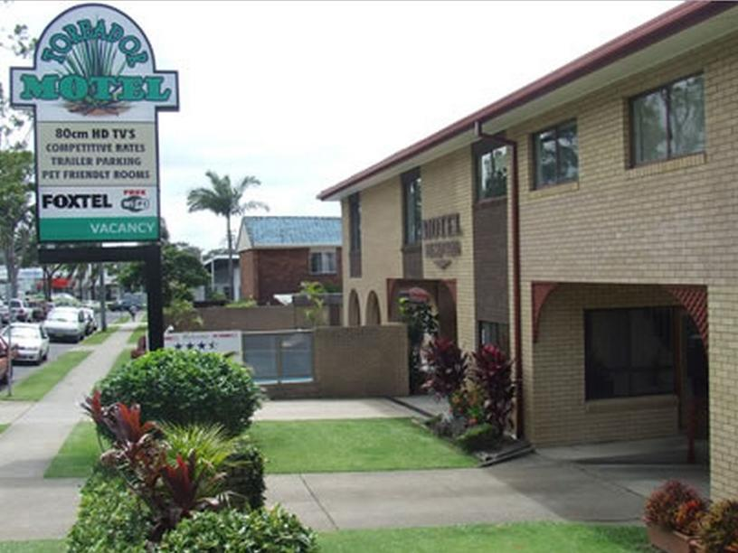 Toreador Motel - Hotell och Boende i Australien , Coffs Harbour