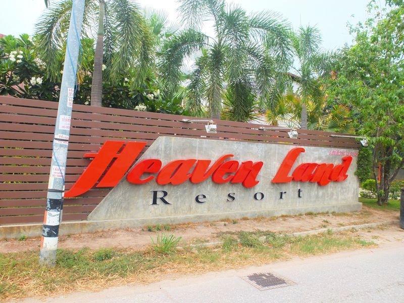 Heavenland Resort Pattaya