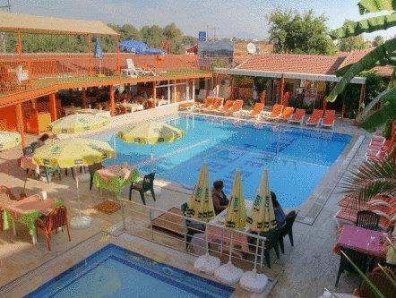 Side Temple Hotel - Hotell och Boende i Turkiet i Europa