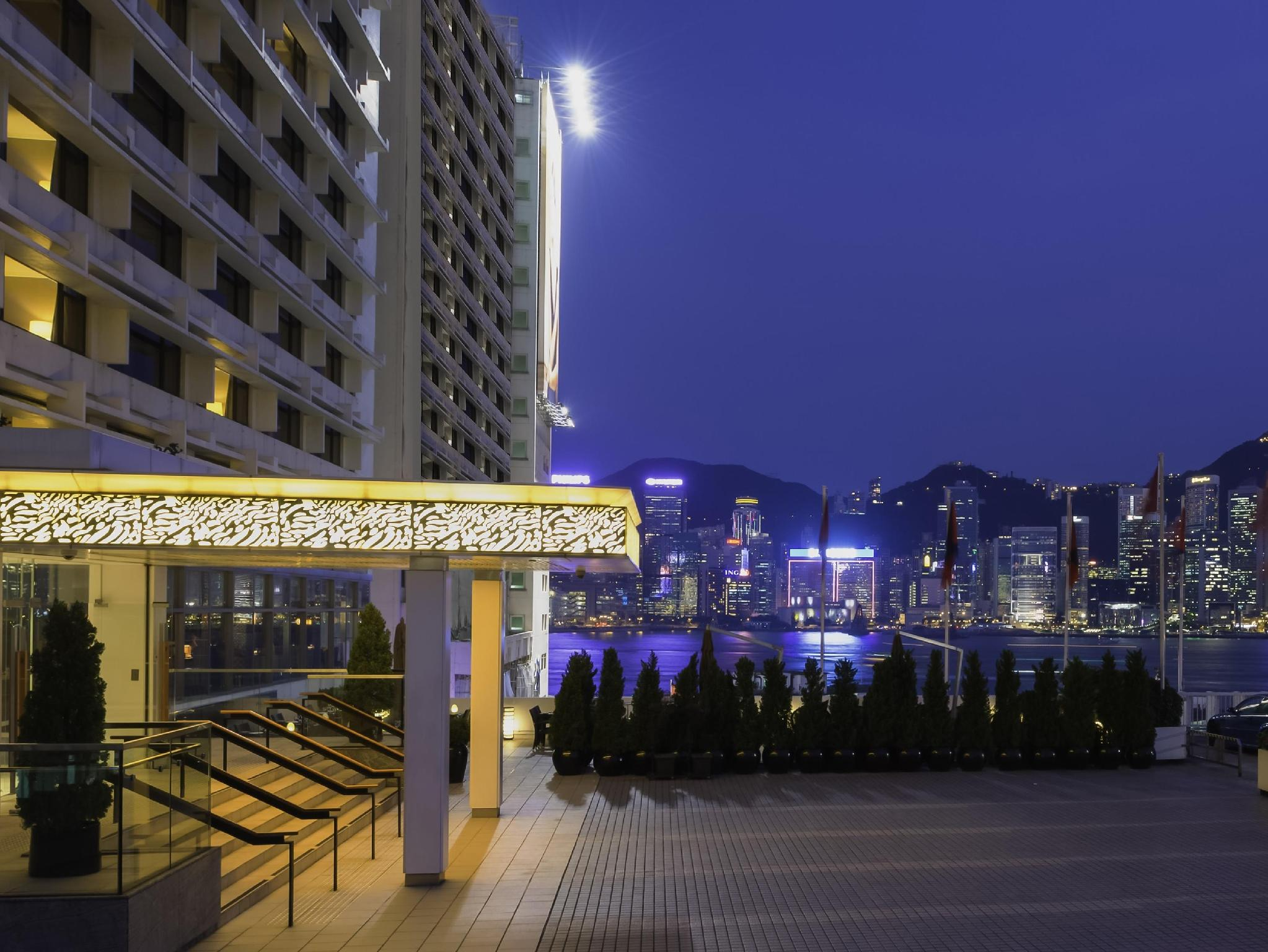 โรงแรมมาโคโปโลฮ่องกง Marco Polo HongKong Hotel