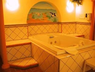 Verwohnhotel Bastenhaus Dannenfels - Bathroom