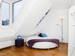 Puzzlehotel Apartment Mariannengasse Vienna - Guest Room