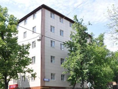 Sokolniki Hotel Moscow - Exterior