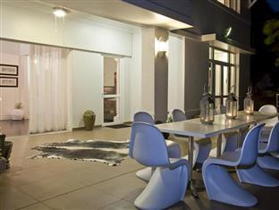 The Grange Guest House Durban - Large Patio