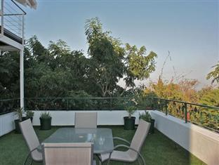 The Grange Guest House Durban - Roof Garden for room 6
