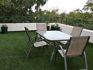 The Grange Guest House Durban - roof garden for deluxe room