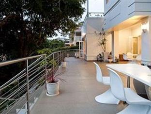 The Grange Guest House Durban - patio