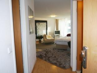 柏林市首都公寓 柏林 - 客房