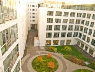 Capitol Apartments Berlin City Berliin - Hotelli välisilme