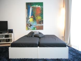 Capitol Apartments Berlin City Berliin - Külalistetuba