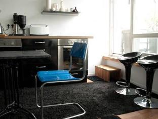 柏林市首都公寓 柏林 - 內部裝潢/設施