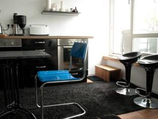 Capitol Apartments Berlin City Berliin - Hotelli interjöör