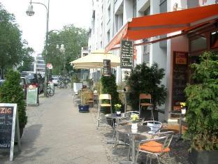 Capitol Apartments Berlin City Berliin - Restoran
