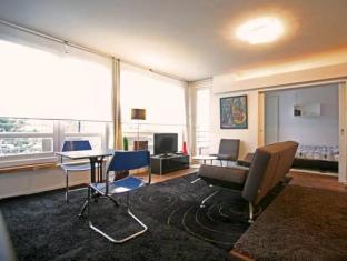 柏林市首都公寓 柏林 - 套房