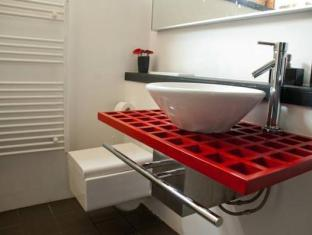 柏林市首都公寓 柏林 - 衛浴間