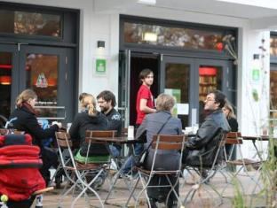 柏林市首都公寓 柏林 - 餐廳