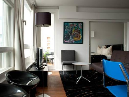 Capitol Apartments Berlin City Berliin