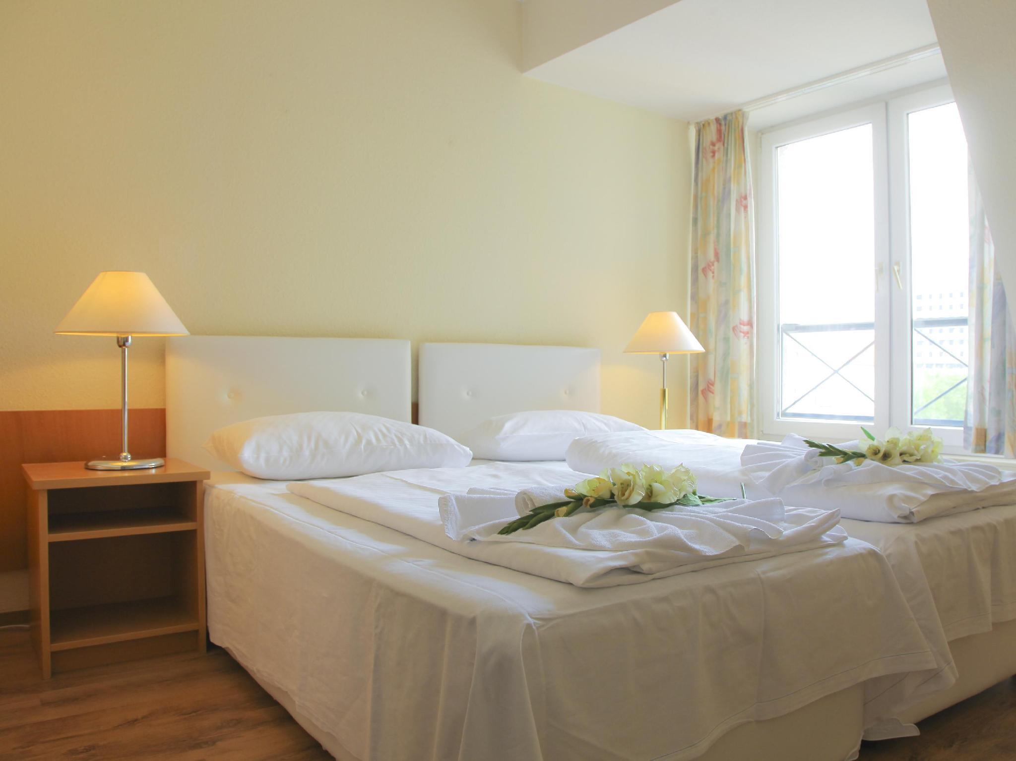 Smarthotel and Hostel Berlin - Hotell och Boende i Tyskland i Europa