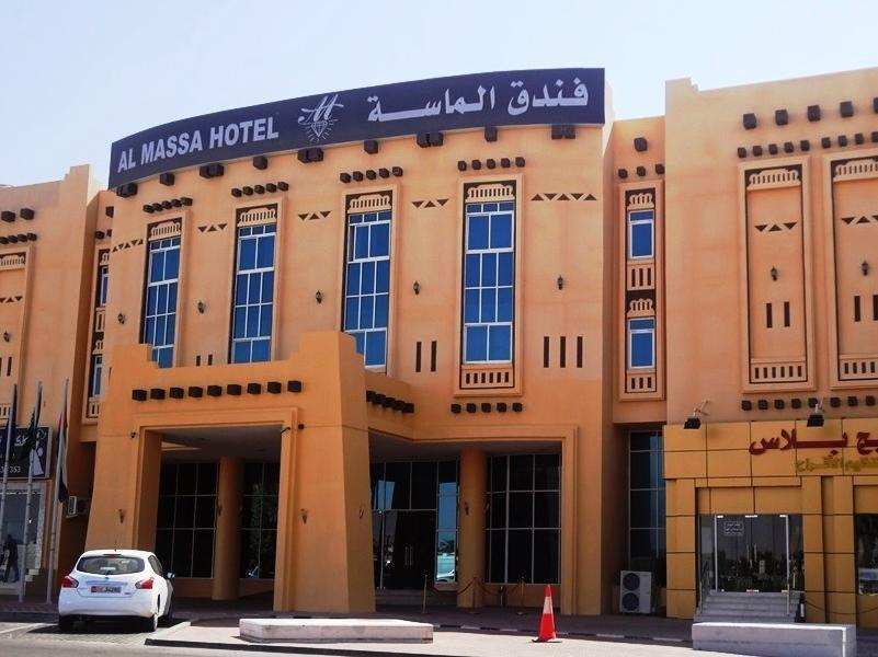 Al Massa Hotel - Hotels and Accommodation in United Arab Emirates, Middle East