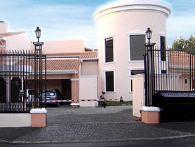 Le Moustier Suites - Hotell och Boende i Paraguay i Sydamerika