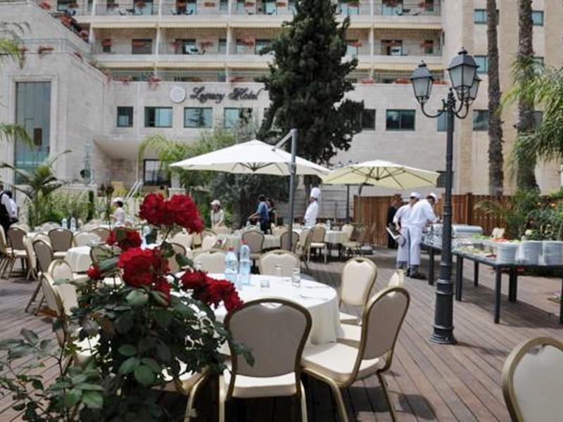 Legacy Hotel - Hotels and Accommodation in Israel, Middle East