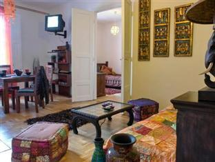 Maharaja Apartments and Rooms Budapest - Guest Room