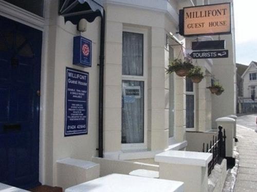 Millifont Guest House - Hotell och Boende i Nya Zeeland i Stilla havet och Australien