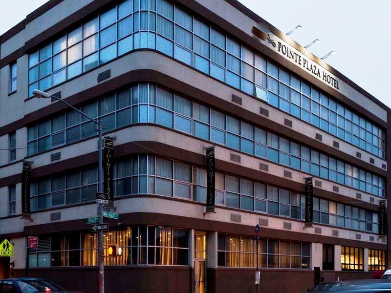 特廣場酒店