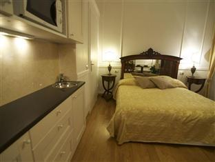 InternoRoma Guest House Rome - Deluxe double room - cooking corner