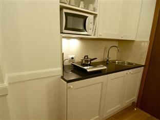 InternoRoma Guest House Rome - Guest Room - Cooking coorner - Appartment for 4 people