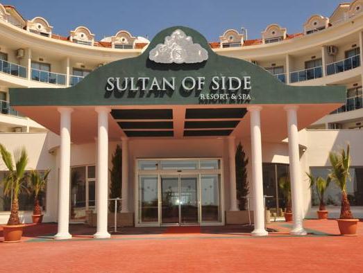 Hotel Sultan Of Side - Hotell och Boende i Turkiet i Europa